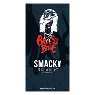 Bree St Belle Beer Mat